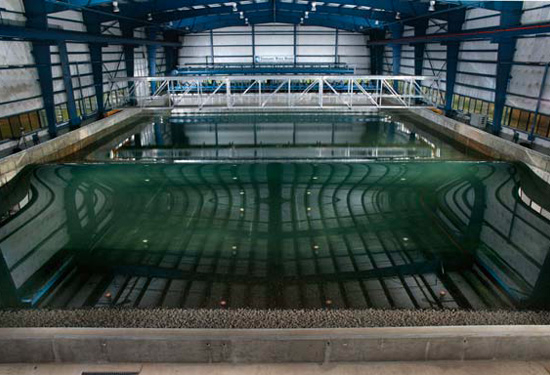 The O.H. Hinsdale Wave Research Laboratory